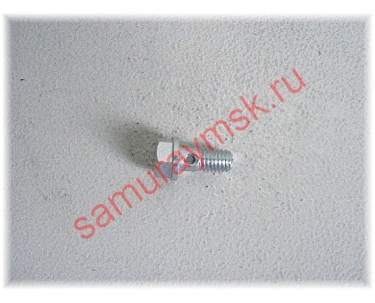 Болт топливный ISUZU M8 x18