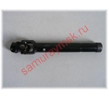 Вал карданный  рулевой нижняя часть NQR71/NQR75