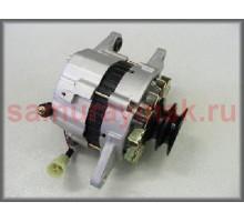 Генератор ISUZU 6HK1/6HK1-T/6HH1/10PE1/12PD1/6D31/6D34 24V 50AMP  (круглая фишка