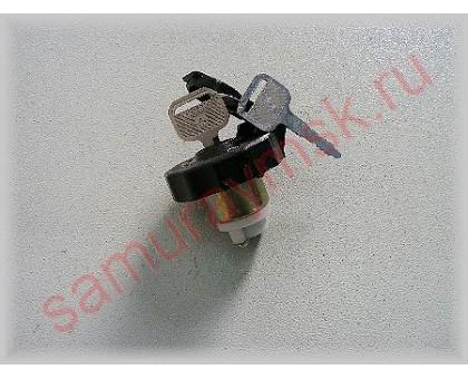 Крышка топливного бака  34 мм  с ключом ISUZU ELF NQR71 LT