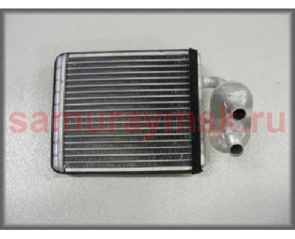 Радиатор отопителя салона ISUZU NKR66,NPR66,2t 4HF1 163*158*45 D17
