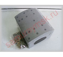 Накладки колодок задние  ISUZU (CYZ51/CYZ52/EXZ51) левый руль