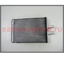 Радиатор отопителя салона ISUZU CYZ51/CYZ52/EXZ51 6WA1,6HK1,6HH1,6HE1