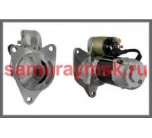 Стартер HINO 24V, 6,0KW (11 Зубцов) EF550/EF750/EP200/M10U F17D/F20/F21