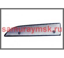 Молдинг (над фарой) L ISUZU ЕLF  NKR66  '99-'03