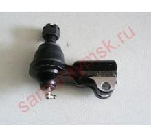 Наконечник рулевой тяги L NISSAN UD PK250/MK250/CM87  33,5мм