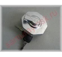 Крышка топливного бака ISUZU NPR75/NQR75/NLR85/ с ключом
