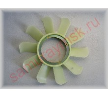 Вентилятор охлаждения радиатора ISUZU NPR75/NQR90/FSR90/4HK1-T 7лопостей