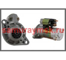 Стартер FUSO 24V 4,5KW (11 Зубцов) 6D16/6D17/6M61