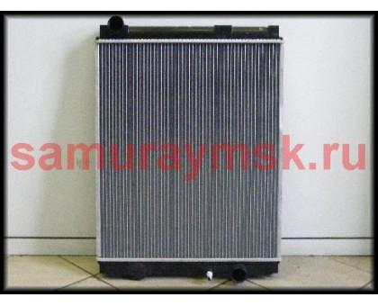 Радиатор охлаждения двигателя FUSO CANTER FE8#/4M50