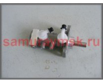 Главный тормозной цилиндр в сборе 1-3/16 FUSO CANTER FE85 (БАРАБАНЫ)  FE7#/FE8#