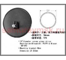 Зеркало заднего вида MMC FK, FV AND NISSAN UD-340